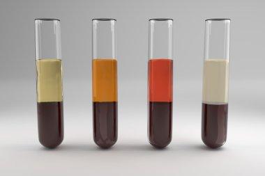 Blood serum common types