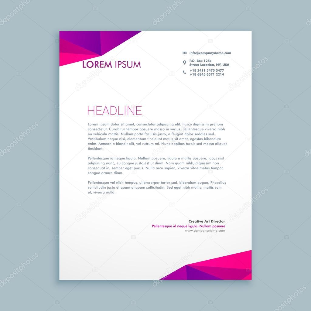ilustrador de negocio folleto plantilla vector — Archivo Imágenes ...