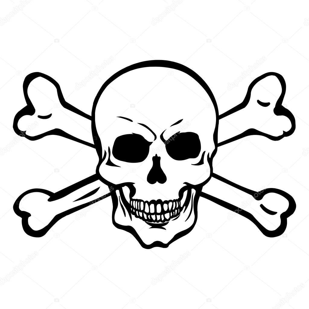 caveira pirata vetor de stock  u00a9 nikiteev 51893219 clip art pirates free clip art pirate flag