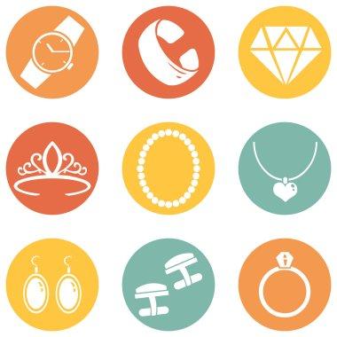 Jewellery Icons