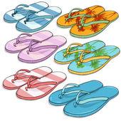 Sada Beach pantofle