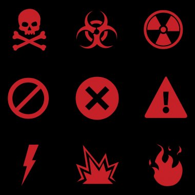 Warning Icons