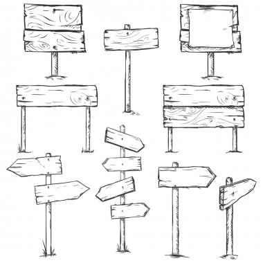 Sketch Signposts