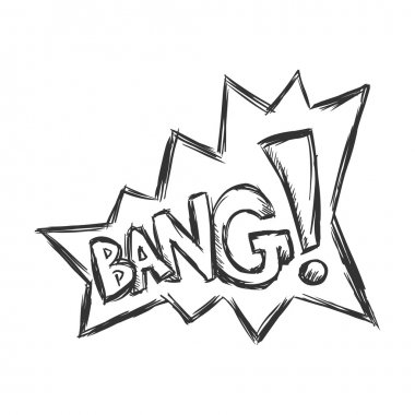 Comics Word - Bang