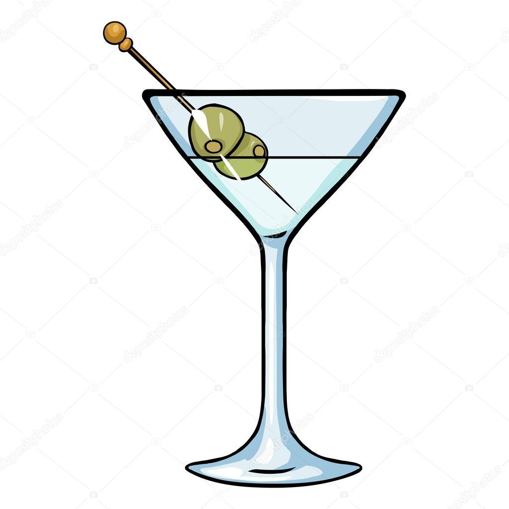 cartoon martini glass with green olives stock vector vegas clip art sign vegas clip art free