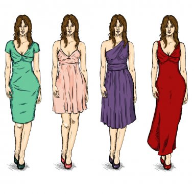 Female Fashion Models