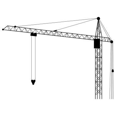 Building Tower Crane