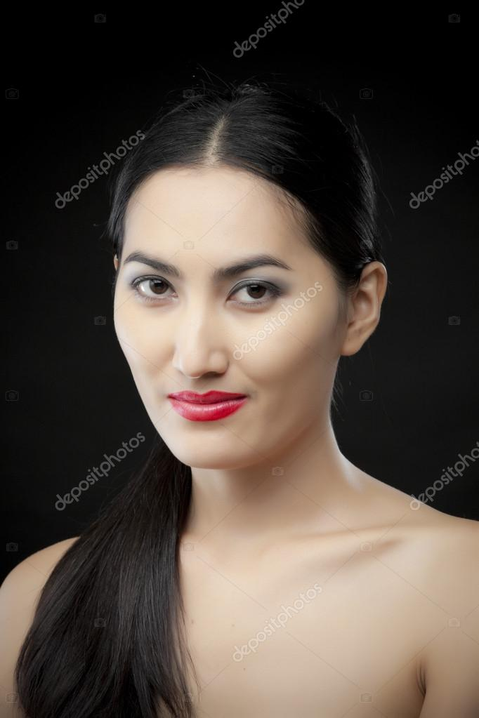 Громко она красивые лица азиатских девушек