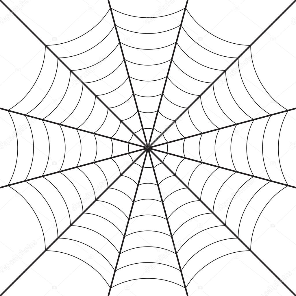 Cobweb Design Stock Vector C Igarts 54563551