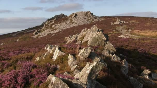 The Stiperstones, part of the Shropshire Hills