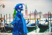 Benátský karneval, maškarní, jediný svého druhu na světě.