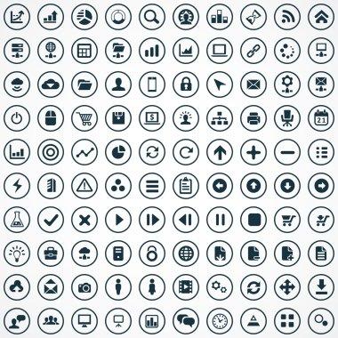 100 development, soft icon