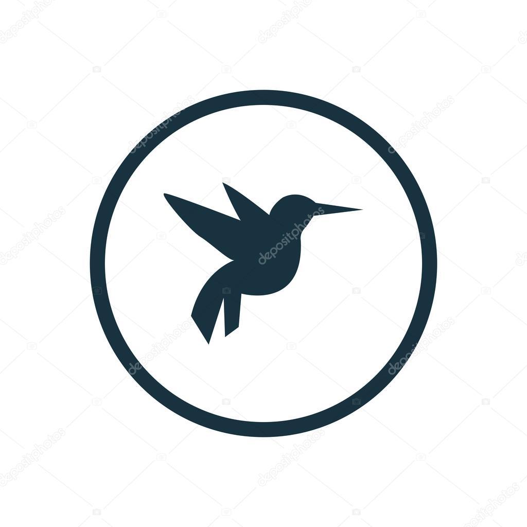 Круг из птиц картинка