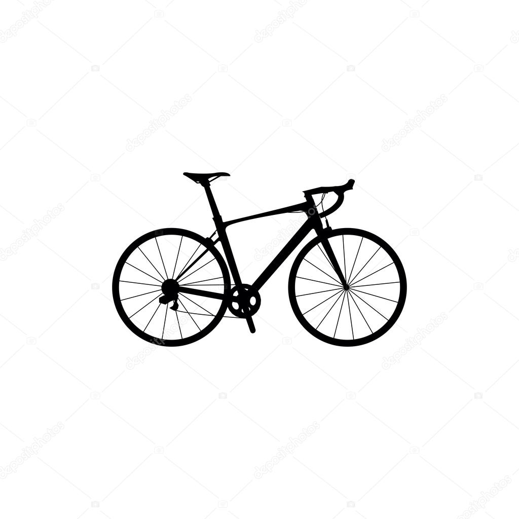 Immagini Simbolo Bicicletta Simbolo Della Bicicletta Vettoriali