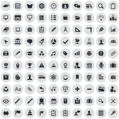 100 education icon