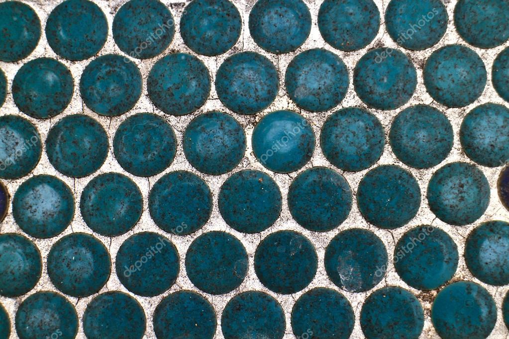 Piastrelle di ceramica vintage colorata decorazione murale u2014 foto