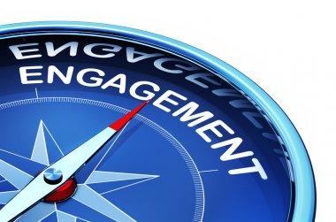 blue engagement compass