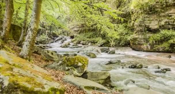 krásná horská řeka