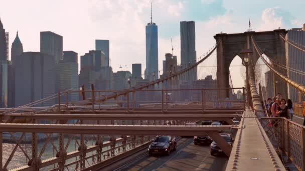 provoz na Brooklynský most