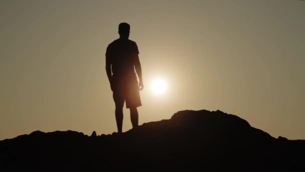 Pojem cestovní vítězství pozice Sunset Beach