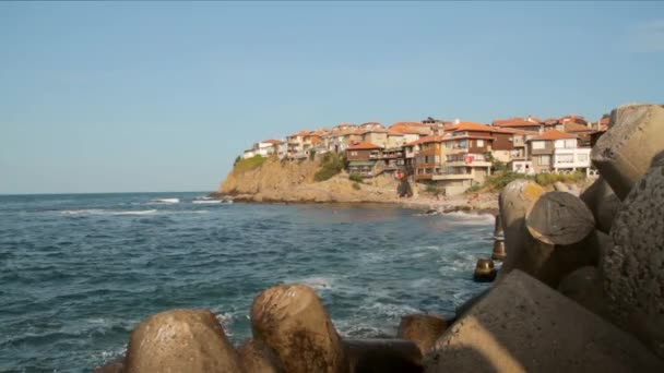 Vacation Spot old Town at Sea HD