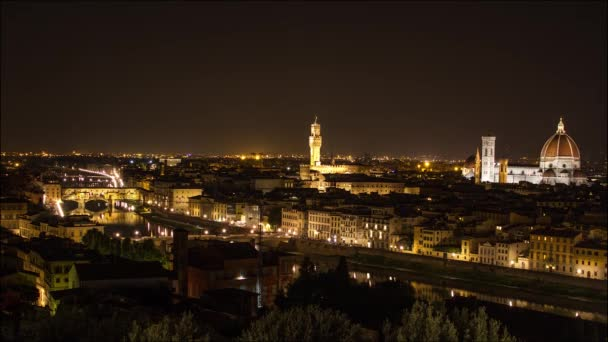 Travel Timelapse Duomo Cathedral Italy Dome Florence Architecture City Tuscany Cityscape Italian Maria Church Renaissance Fiore Europe View Firenze