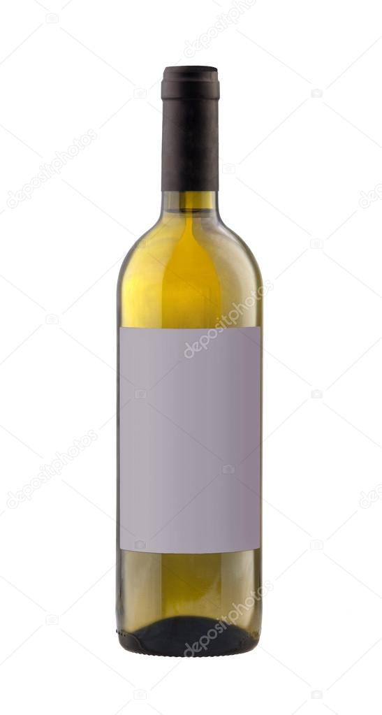 blank wine bottle labels