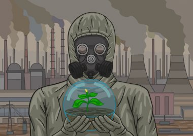 Industrial apocalypse.