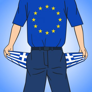 Poverty Greece.