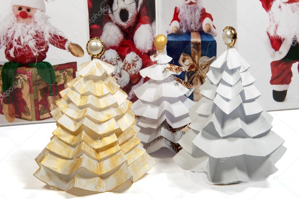 Decorazioni E Regali Di Natale Con Materiale Riciclato U2014 Foto Di  Photofollies