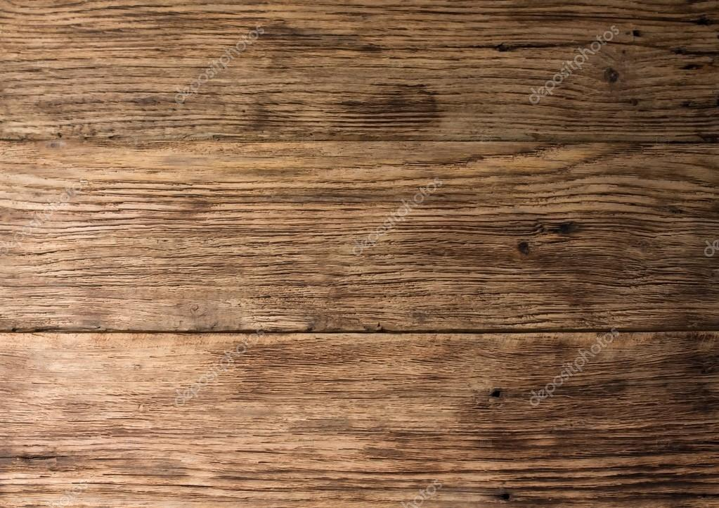 Texture of old worn wooden board