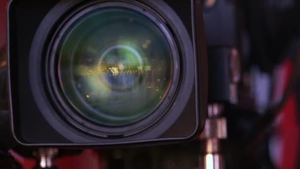 professionelle HD-Videokamera