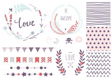 Design seamless patterns