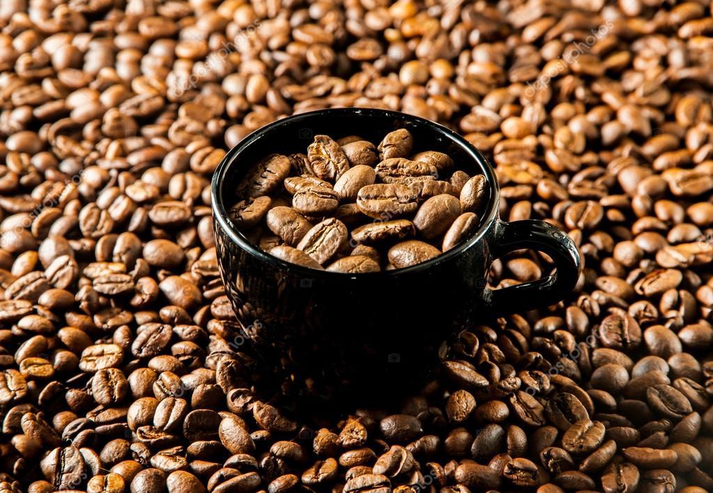 gebrande koffie