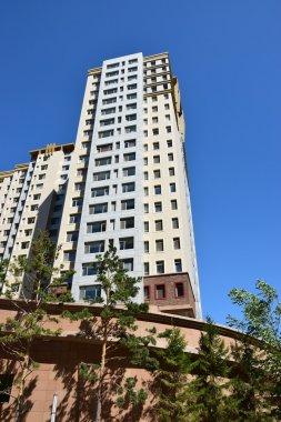 Astana, Kazakhstan - HIGHVILL residential buildings