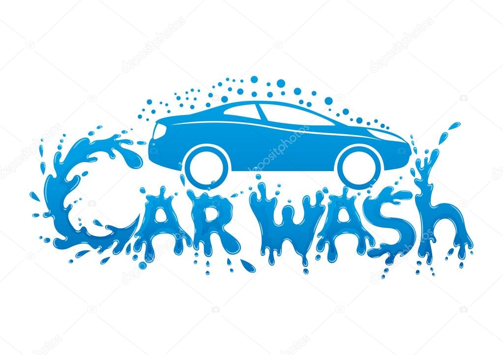 Car Wash Sign Stock Vector C Taronin 101481110