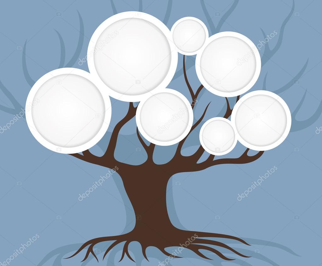 Genealogical tree.