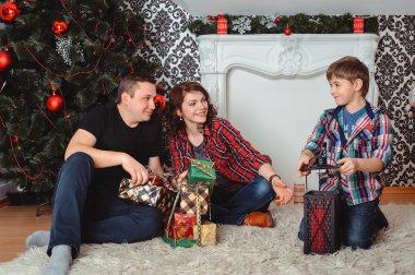 happy Christmas family