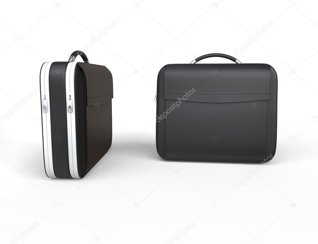 Deri evrak çantası - başarının yolu