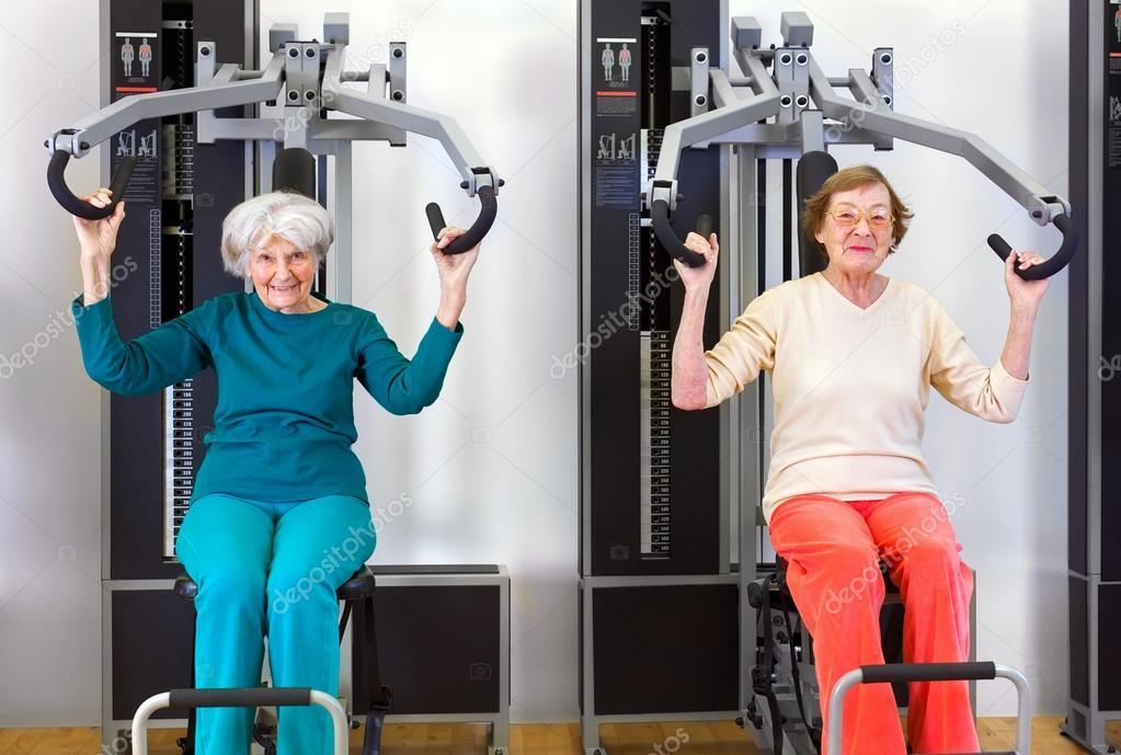 träning äldre