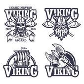 Sada viking emblémy