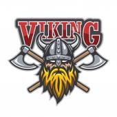 Fotografie Viking válečník sportovní logo