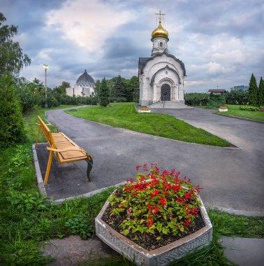 Temple-chapel
