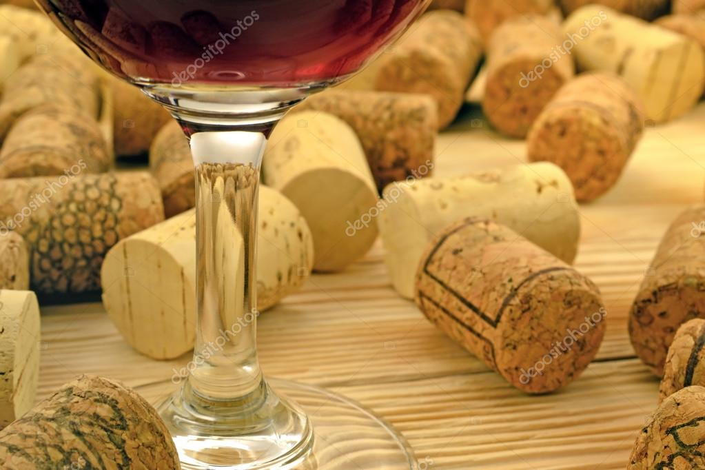 Corks for wine