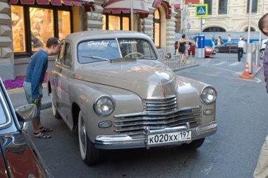 Retro car GAZ-M20