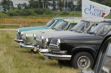 The number of Soviet car GAZ-21