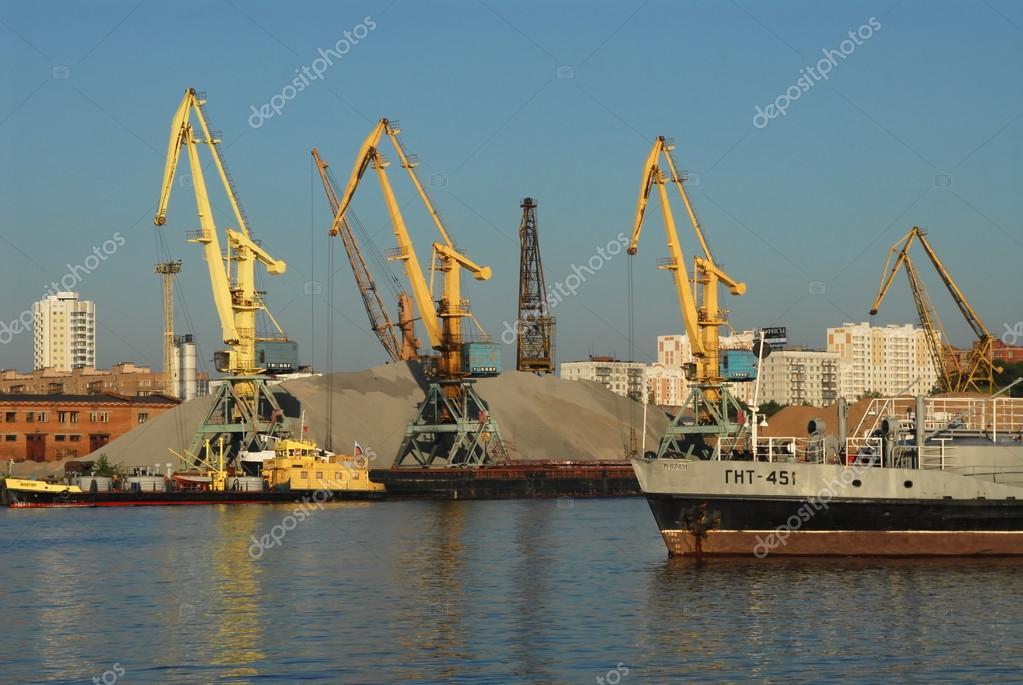Купить песок в северном речном порту строительная компания гефест-строй в Ижевск