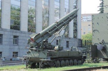 Launcher 2P16 missile complex tactical purpose 2k6