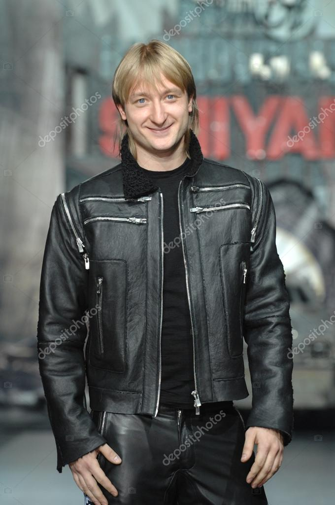 Russian Figure Skater Evgeni Plushenko In The Fashion Show Of Fashion Designer Ilya Shiyan Stock Editorial Photo C Photo Am 91743726