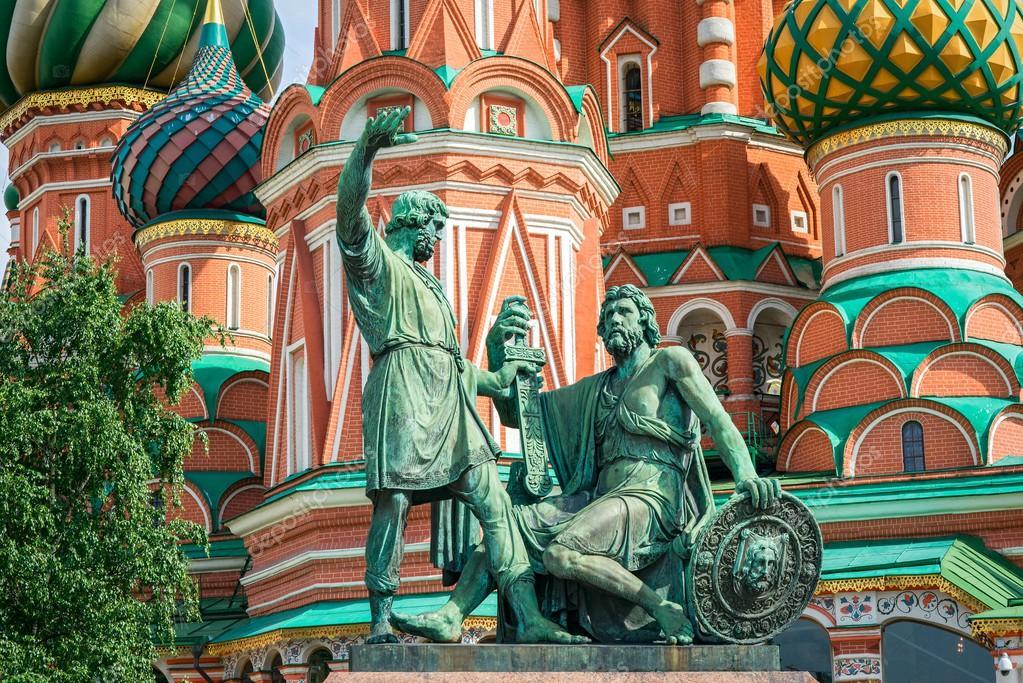 картинки памятник минину и пожарскому на белом фоне начали постить свои